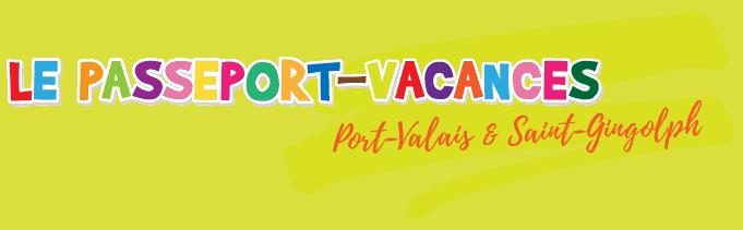 Le passeport-vacances Port-Valais et Saint-Gingolph